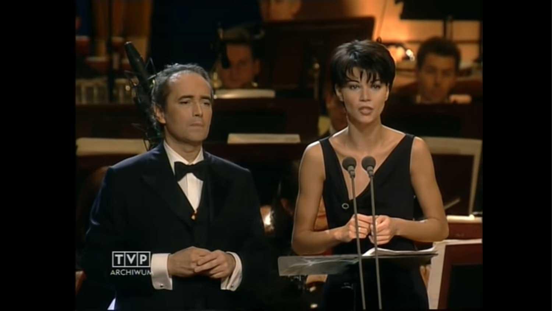 Cicha noc - Edyta Górniak i Jose Carreras