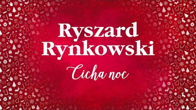 Cicha noc Ryszard Rynkowski
