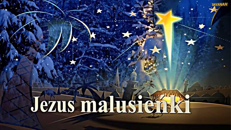 dla dzieci - Jezus malusieńki