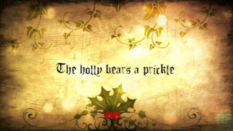 Kolęda brytyjska The Holly and the Ivy