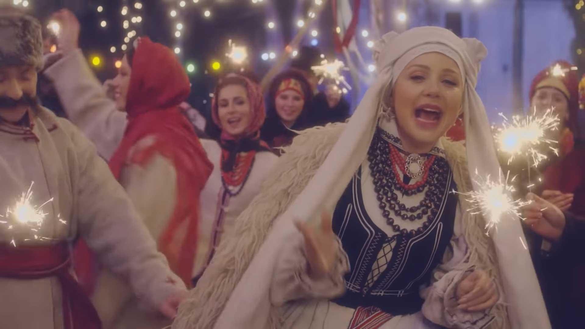 Kolęda ukraińska - Dobryj Wieczier