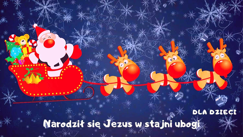Narodził się Jezus dla dziecka