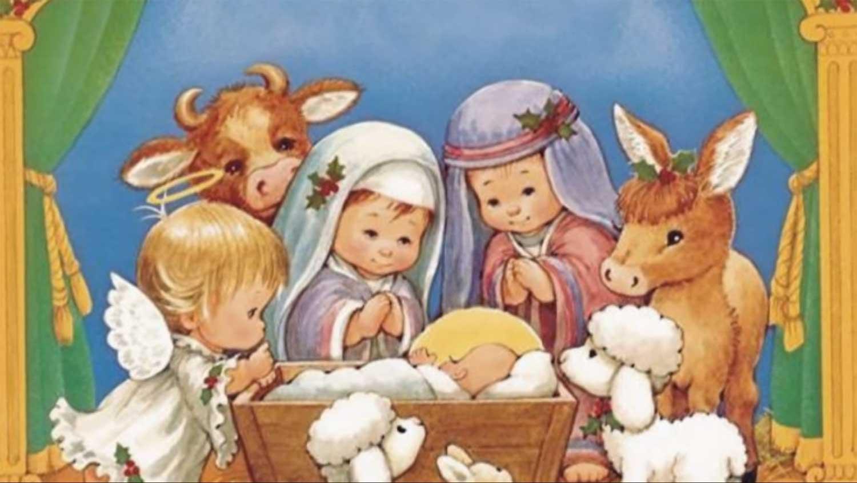 Dla dzieci - Oj maluśki maluśki