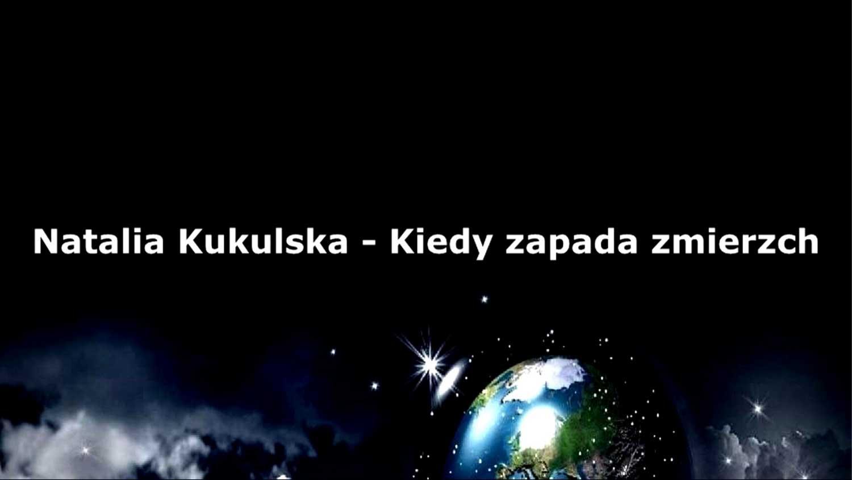 Piosenka świąteczna Natalia Kukulska