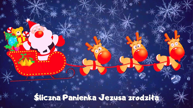 Śliczna Panienka Jezusa zrodziła dla dziecka