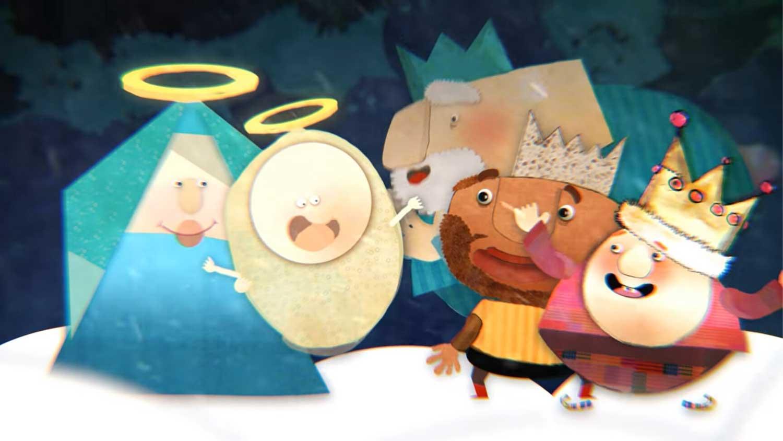 Trzej Królowie jadą - kolęda dziecięca