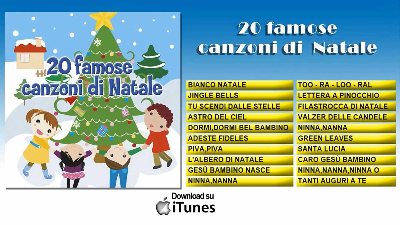 Włoskie piosenki i kolędy świąteczne dla dzieci